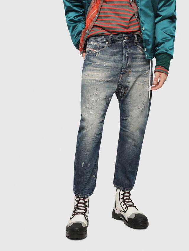 Diesel - Narrot 088AQ, Dark Blue - Jeans - Image 1