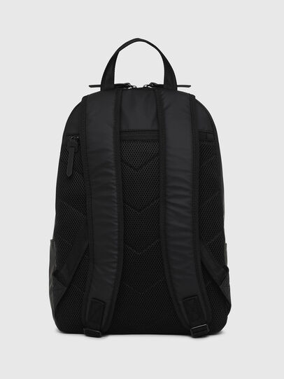 Diesel - BOLD BACK II, Black - Backpacks - Image 2