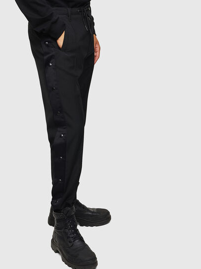 Diesel - P-MARLEN, Black - Pants - Image 4