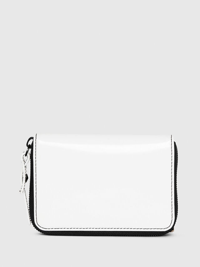 Diesel - JADDAA, White/Black - Small Wallets - Image 2