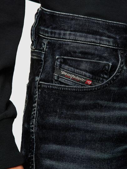 Diesel - D-Strukt JoggJeans® 069TG, Black/Dark grey - Jeans - Image 3