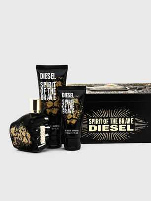 SPIRIT OF THE BRAVE 75ML METAL GIFT SET,  - Only The Brave