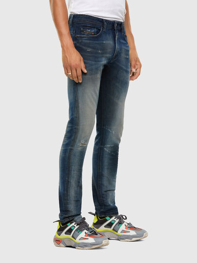 Diesel - Thommer 009FL, Medium blue - Jeans - Image 5