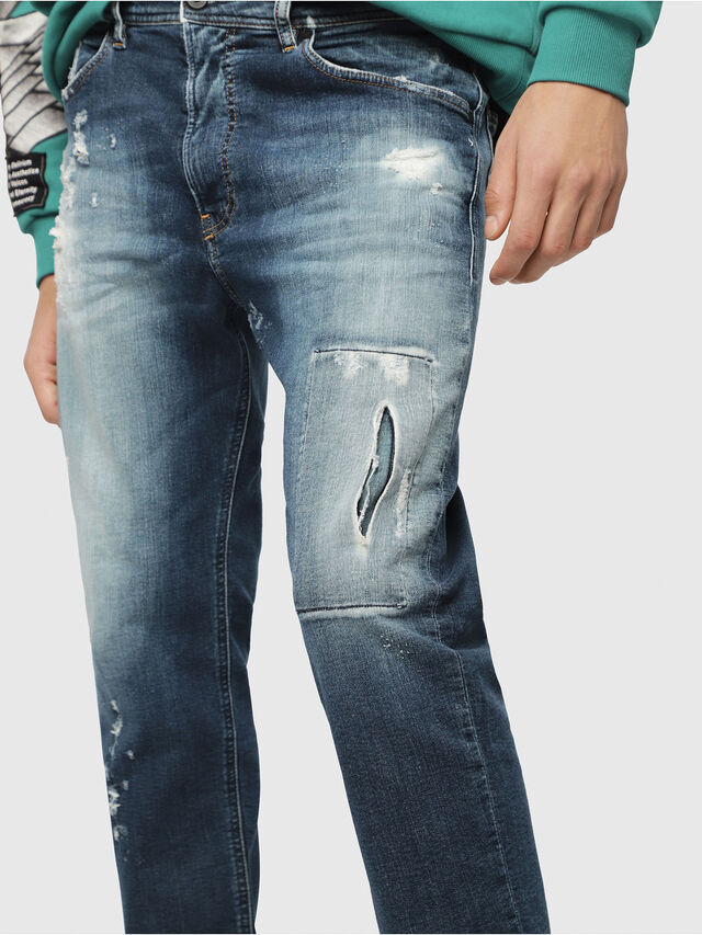 Diesel - Narrot JoggJeans 087AK, Medium blue - Jeans - Image 3