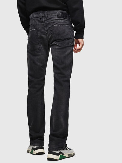 Diesel - Zatiny 082AS, Black/Dark grey - Jeans - Image 2