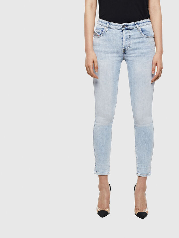 Babhila 009AC, Light Blue - Jeans