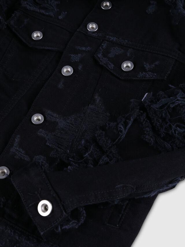 Diesel - JEVISTY, Black Jeans - Jackets - Image 3