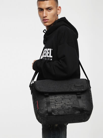 Diesel - F-DISCOVER MESSENGER,  - Crossbody Bags - Image 4