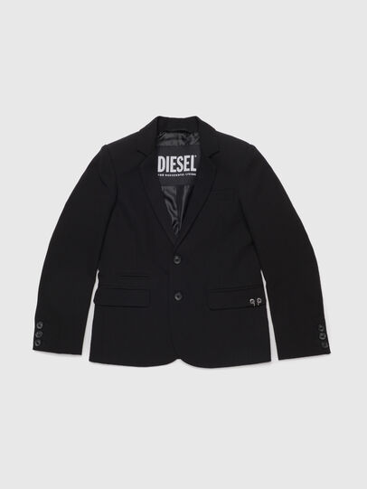 Diesel - JHOOK, Black - Jackets - Image 1