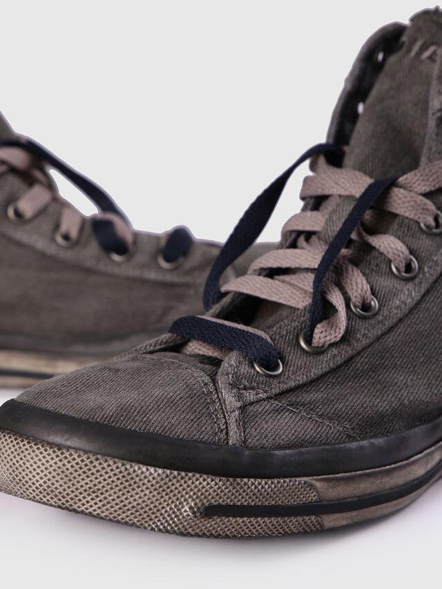 Diesel - EXPOSURE I, Metal Grey - Sneakers - Image 6