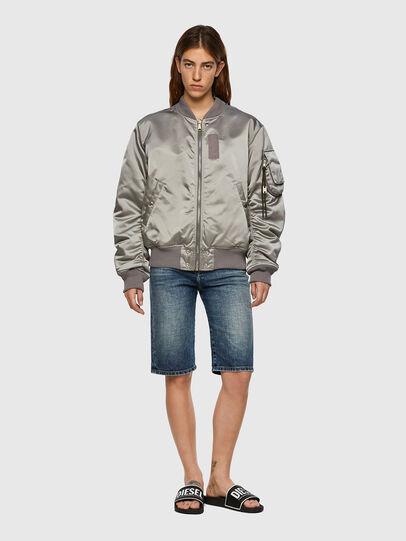 Diesel - G-MA-ONE-REV, Grey - Jackets - Image 4
