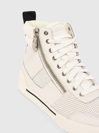 Diesel - S-DVELOWS MID CUT, White - Sneakers - Image 4