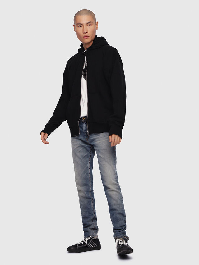 Diesel - Thommer 087AY, Medium blue - Jeans - Image 4