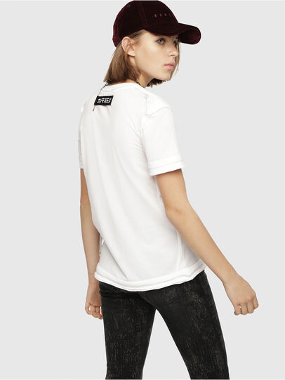 Diesel - T-SILY-WB,  - T-Shirts - Image 2