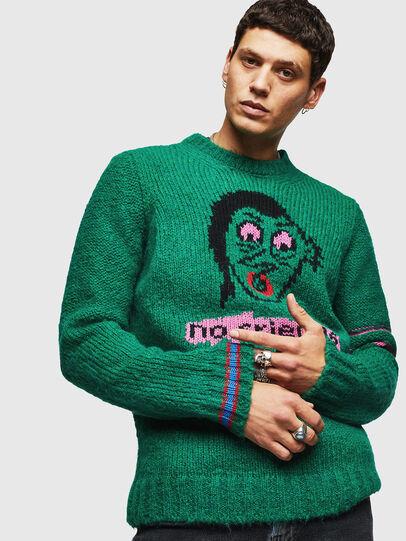 Diesel - K-BOBBY,  - Knitwear - Image 4
