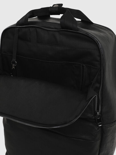Diesel - GINKGO PP, Black - Backpacks - Image 4