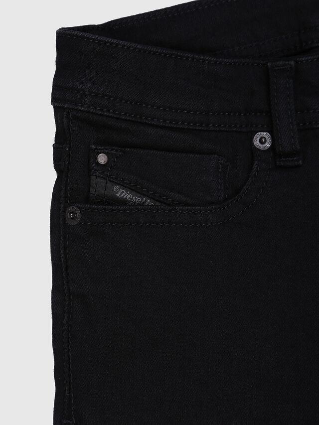Diesel - SLEENKER-J-N, Black Jeans - Jeans - Image 3