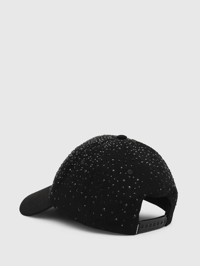 Diesel - CIWAS-SW, Black - Caps, Hats and Gloves - Image 2