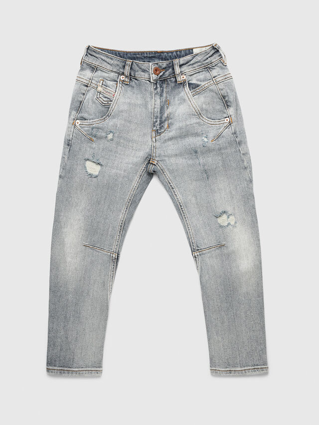 Diesel - FAYZA-J-N, Light Blue - Jeans - Image 1