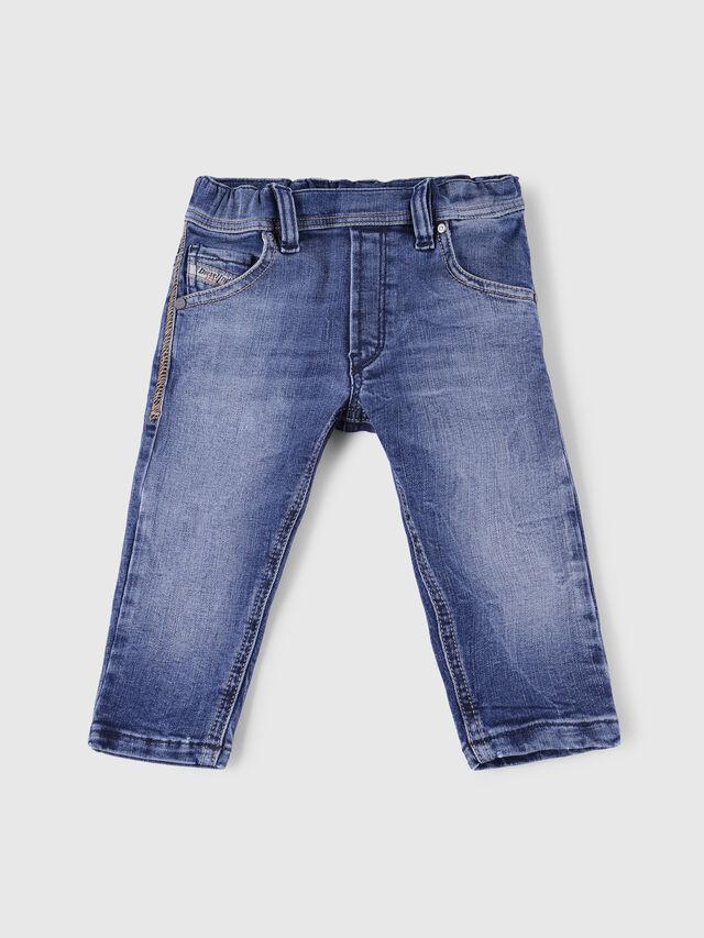 Diesel - KROOLEY-JOGGJEANS-B-N, Blue Jeans - Jeans - Image 1