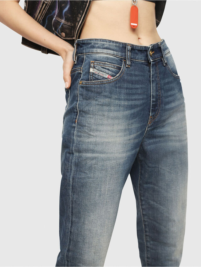 Diesel - D-Eiselle 089AR, Medium blue - Jeans - Image 3