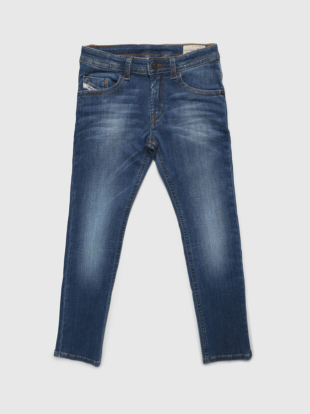 THOMMER-J, Medium blue - Jeans