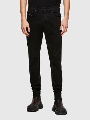 D-Istort 069TI, Black/Dark grey - Jeans