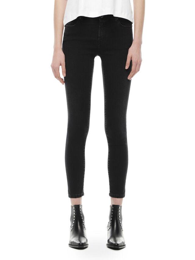 Diesel - TYPE-161C, Black Jeans - Jeans - Image 1