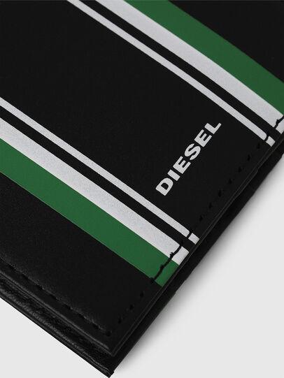 Diesel - NEELA XS, Black/Green - Small Wallets - Image 4
