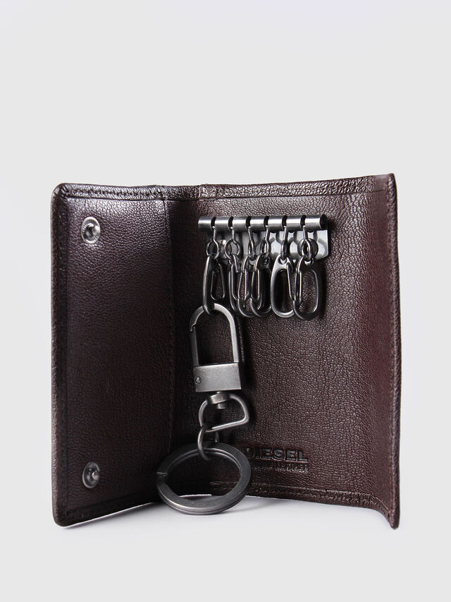 Diesel KEYCASE O, Brown - Bijoux and Gadgets - Image 4