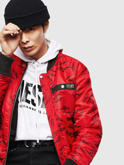 Diesel - CL-J-ROSS-REV-BIGM,  - Winter Jackets - Image 4