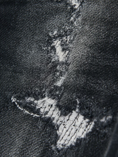 Diesel - KROOLEY-JOGGJEANS-B-N, Black - Jeans - Image 3