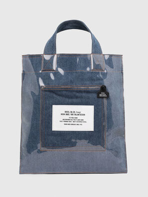 F-THISBAG SHOWEI, Blue Jeans - Shopping and Shoulder Bags