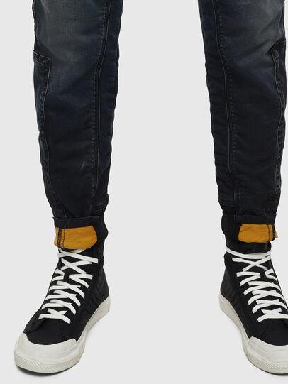 Diesel - D-Earby JoggJeans 069MD, Dark Blue - Jeans - Image 5