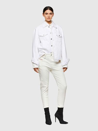 Diesel - Fayza 009NR, White - Jeans - Image 6