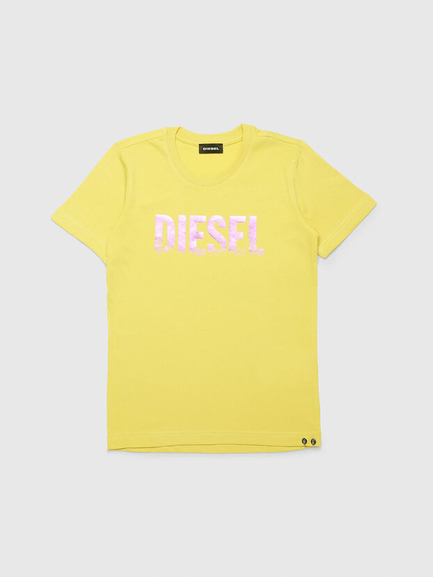 TSILYWH, Yellow - T-shirts and Tops