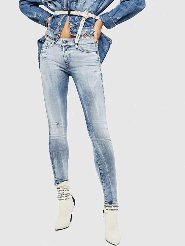 Slandy 083AR, Light Blue - Jeans
