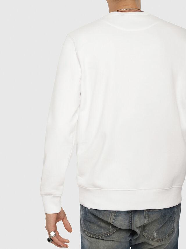 Diesel - S-GIR-YA, White - Sweaters - Image 2