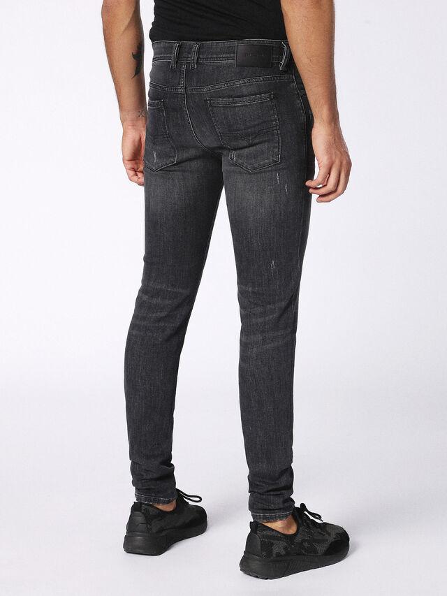 SLEENKER 084NQ, Black Jeans