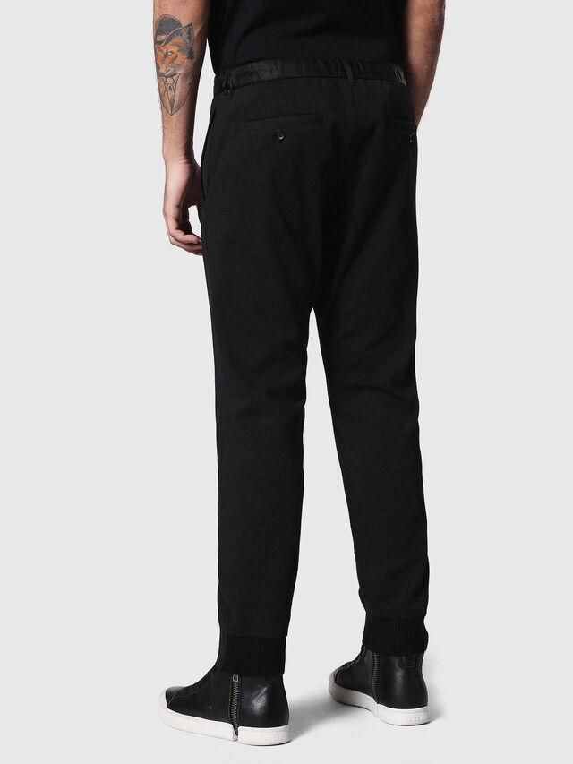 Diesel P-HONNYER, Black - Pants - Image 2