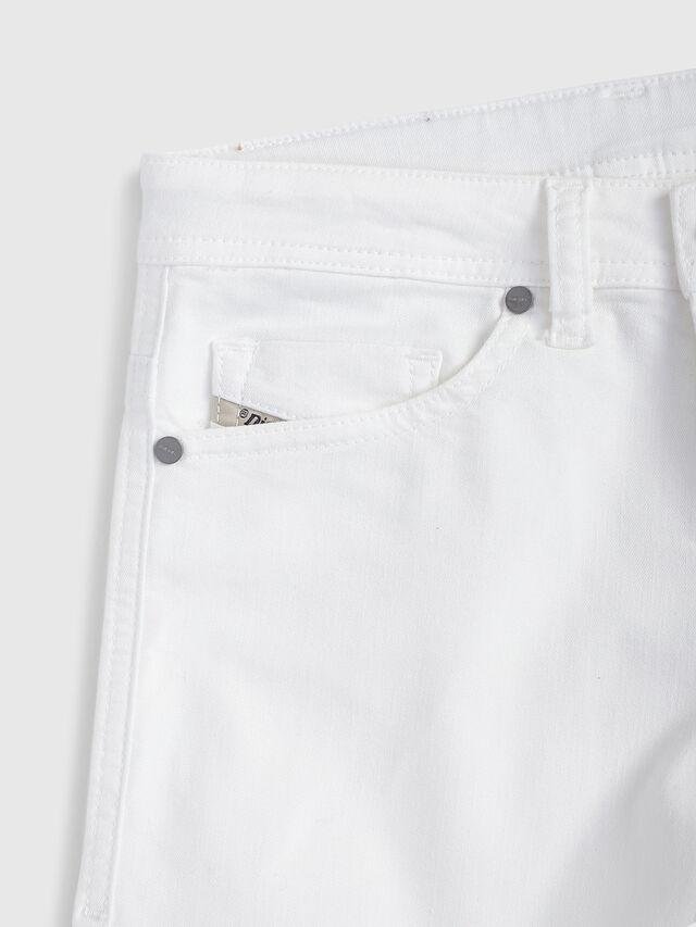Diesel - THOMMER-J, White Jeans - Jeans - Image 3