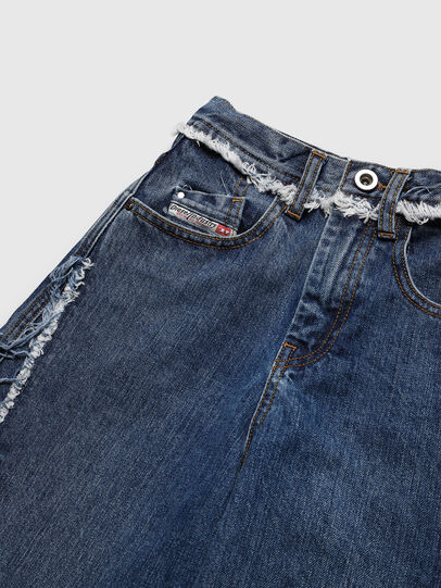 Diesel - D-IZZIER-F-J, Medium blue - Jeans - Image 3