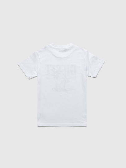 Diesel - TBEAR-TSE, White - T-shirts and Tops - Image 2