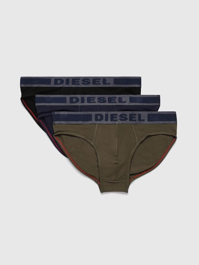 Diesel - UMBR-ANDRETHREEPACK, Multicolor - Briefs - Image 1