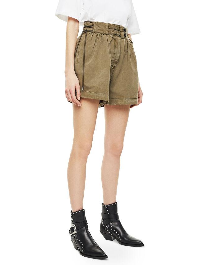 Diesel - SIMONY, Military Green - Shorts - Image 5