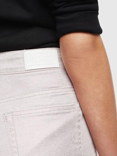 Diesel - DE-HIGWEI, Pink - Shorts - Image 5