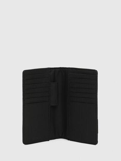 Diesel - ORGANIESEL, Black - Small Wallets - Image 3