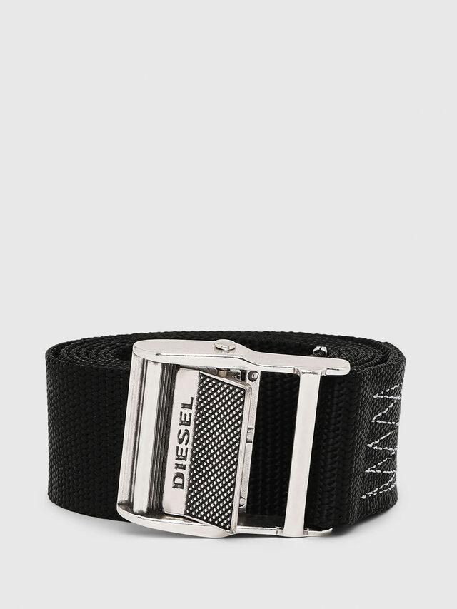 Diesel - B-ONAVIGO, Black - Belts - Image 1