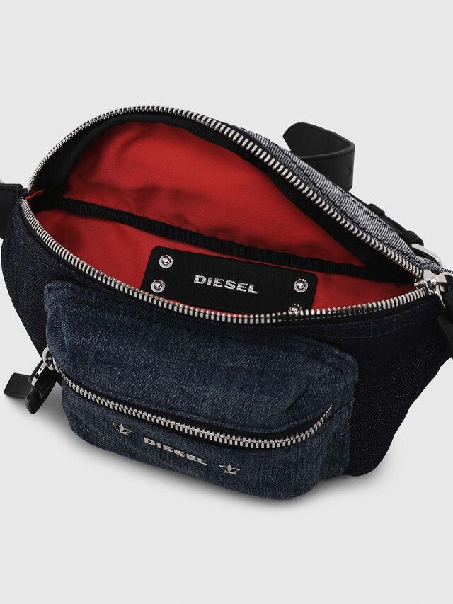Diesel - F-DESTAR BELTBAG, Blue Jeans - Bags - Image 3