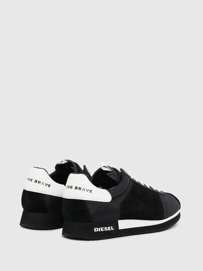 Diesel - S-PYAVE LC, Black - Sneakers - Image 3